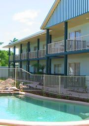 The Shamrock Gardens Motel - Accommodation Port Macquarie