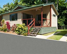 BIG4 Cairns Crystal Cascades Holiday Park - Accommodation Port Macquarie