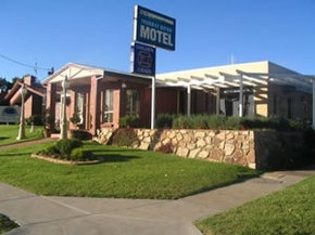 Golden Chain Murray River Motel - Accommodation Port Macquarie