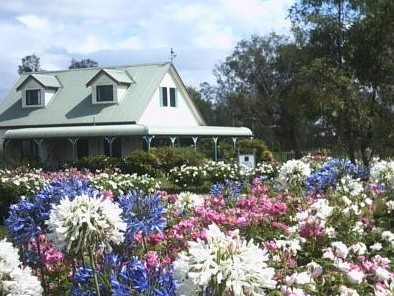 Emmas Cottage Vineyard - Accommodation Port Macquarie