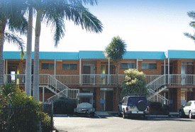 Aquatic Waterfront Motel - Accommodation Port Macquarie