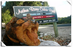 Arthur River Cabin Park - Accommodation Port Macquarie