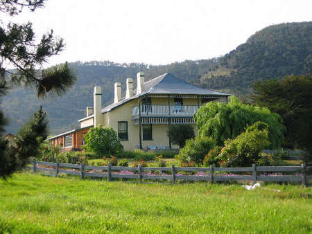 Stanton Bed and Breakfast - Accommodation Port Macquarie
