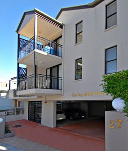Spring Hill Mews - Accommodation Port Macquarie