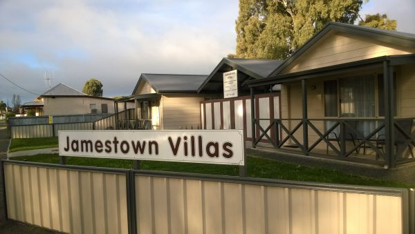 Jamestown Villas - Accommodation Port Macquarie