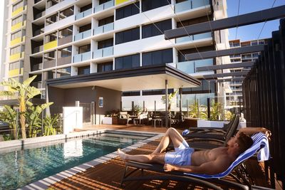 Alcyone Hotel Residences - Accommodation Port Macquarie