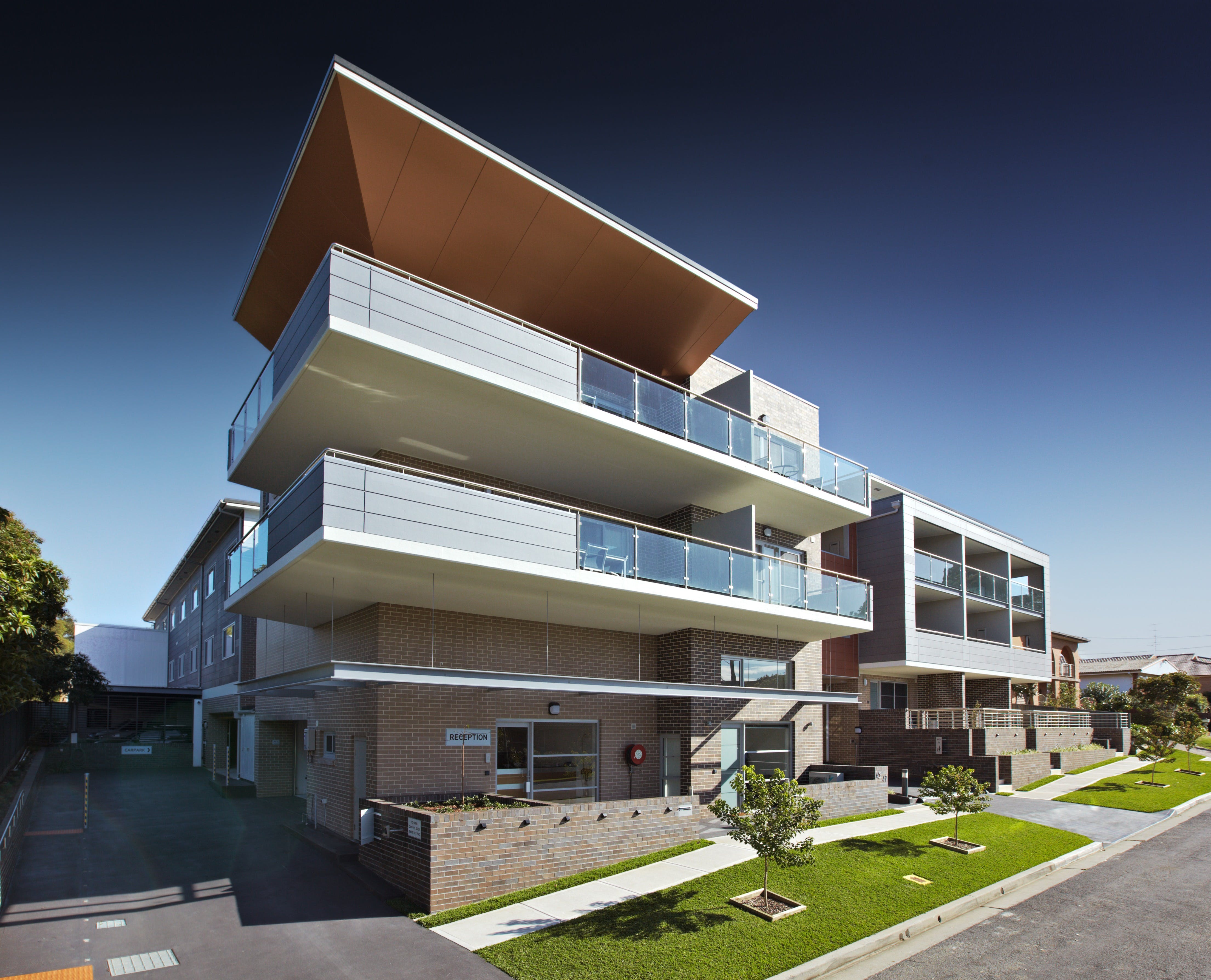 Charlestown Executive Apartments - Accommodation Port Macquarie