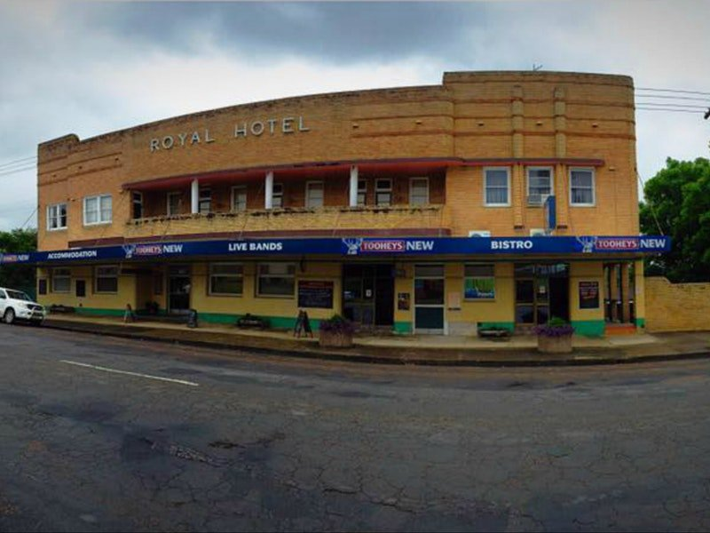 Royal Hotel Dungog - Accommodation Port Macquarie