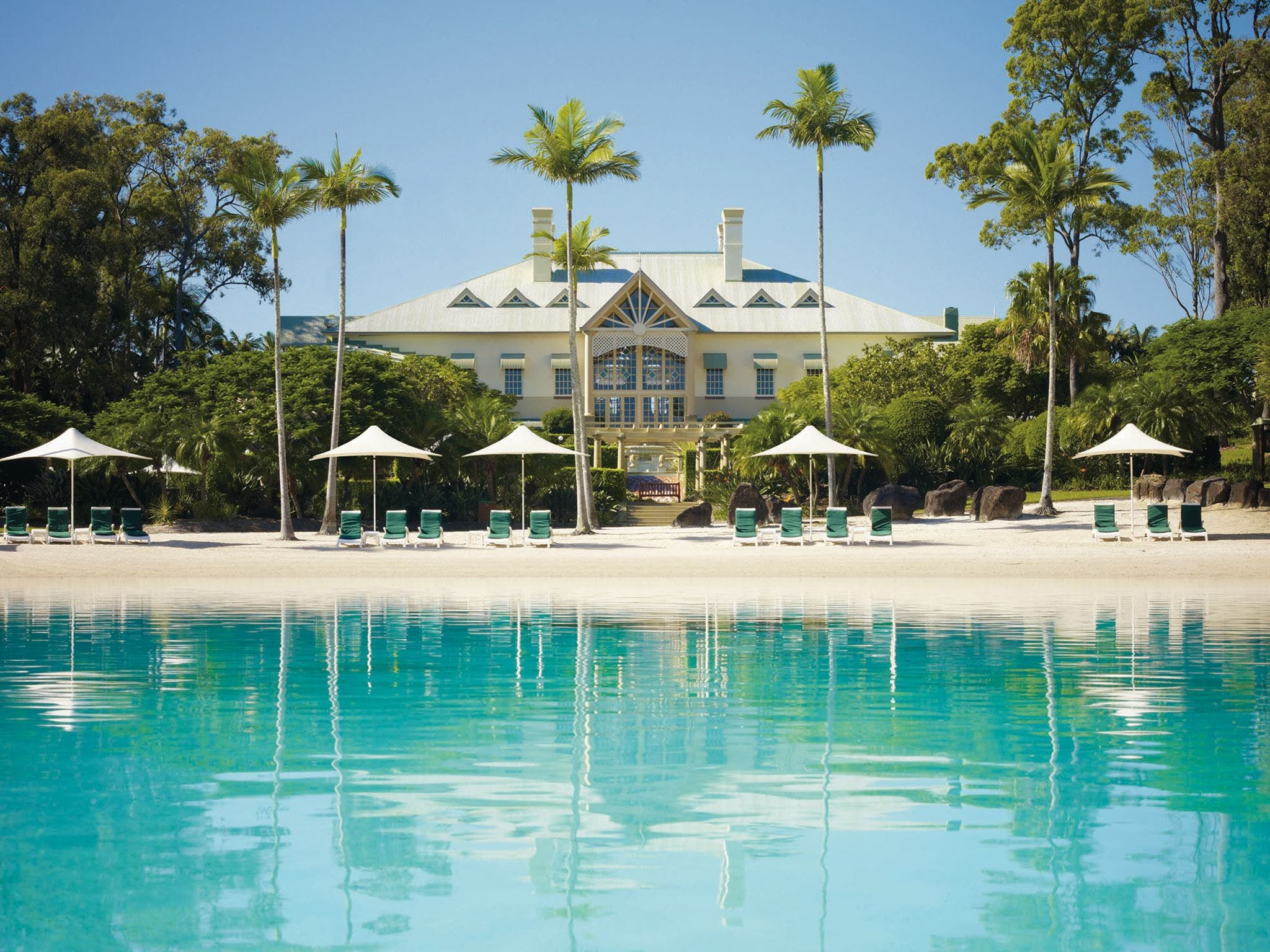 InterContinental Sanctuary Cove Resort - Accommodation Port Macquarie
