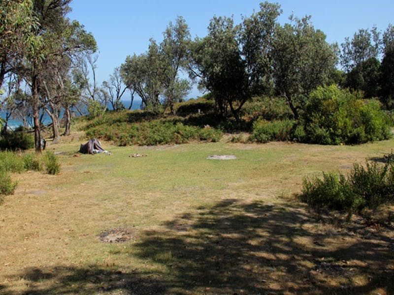 Middle Beach campground - Accommodation Port Macquarie
