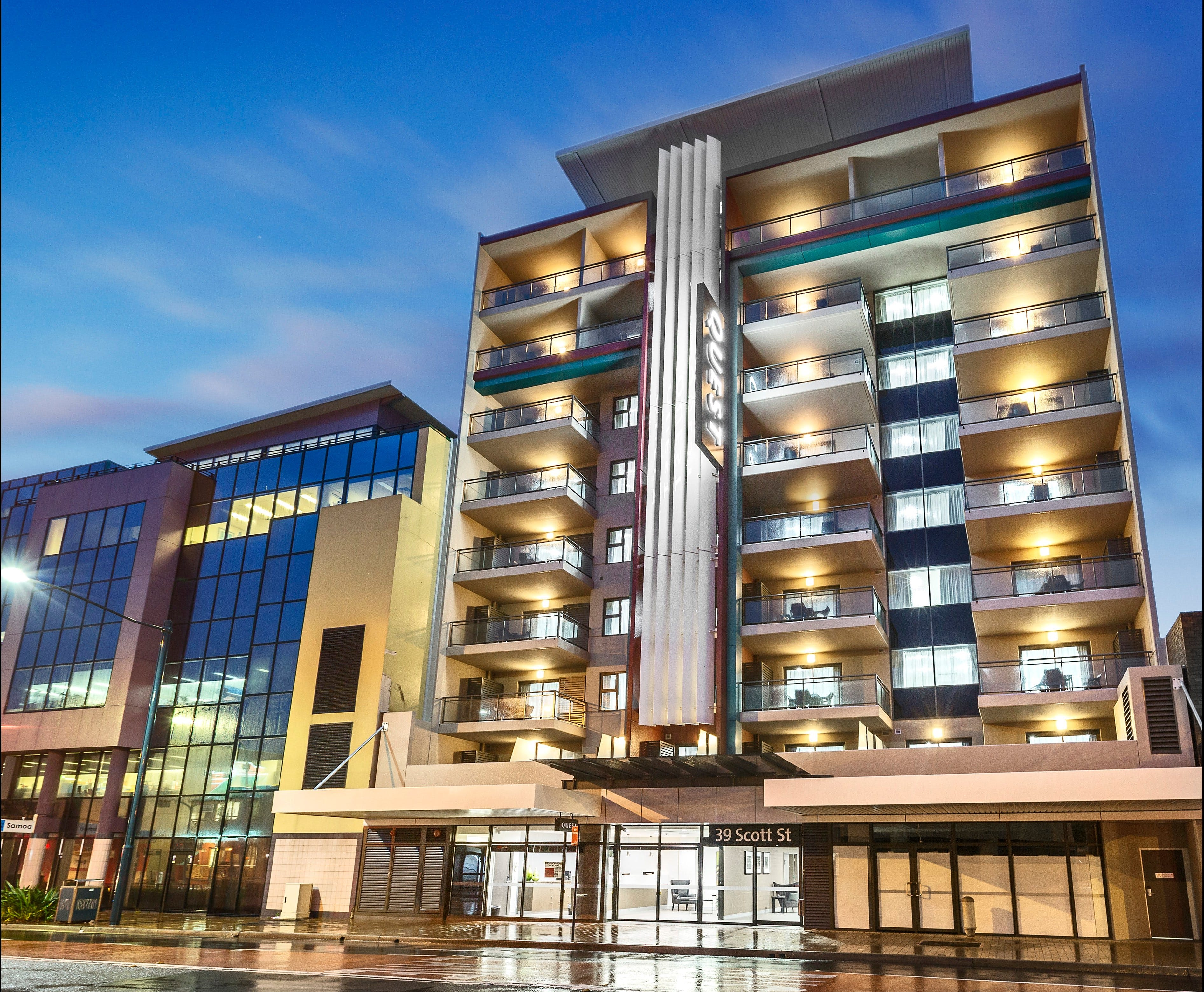 Quest  Liverpool - Accommodation Port Macquarie