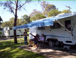 Bega Caravan Park - Accommodation Port Macquarie