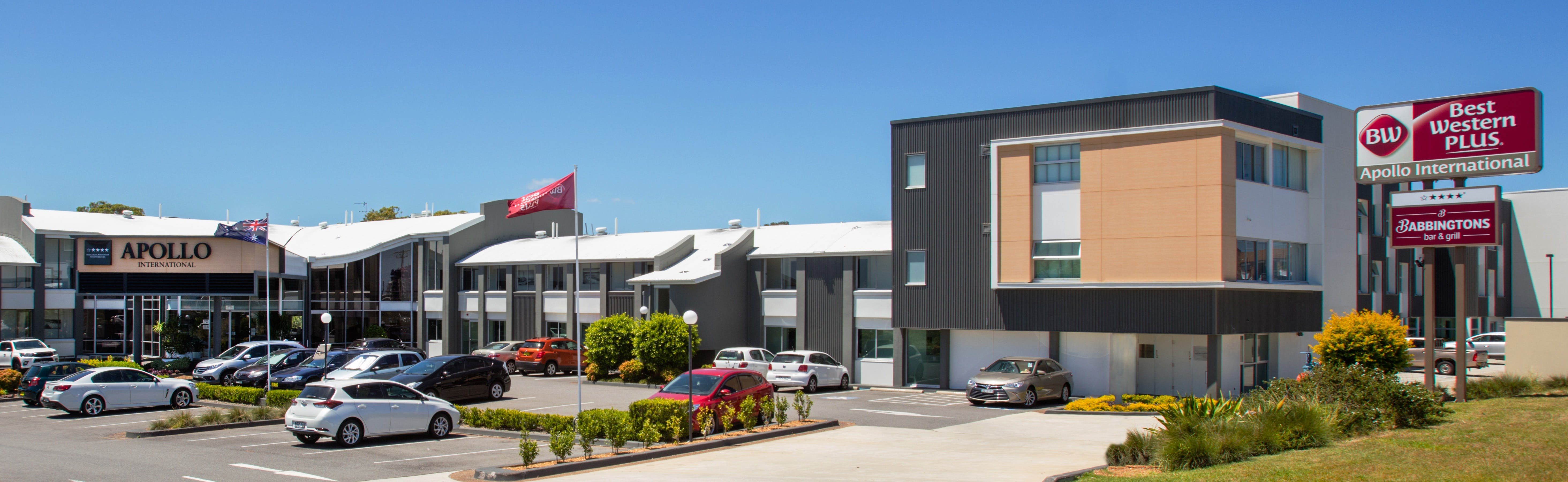 Best Western Plus Apollo International Hotel - Accommodation Port Macquarie