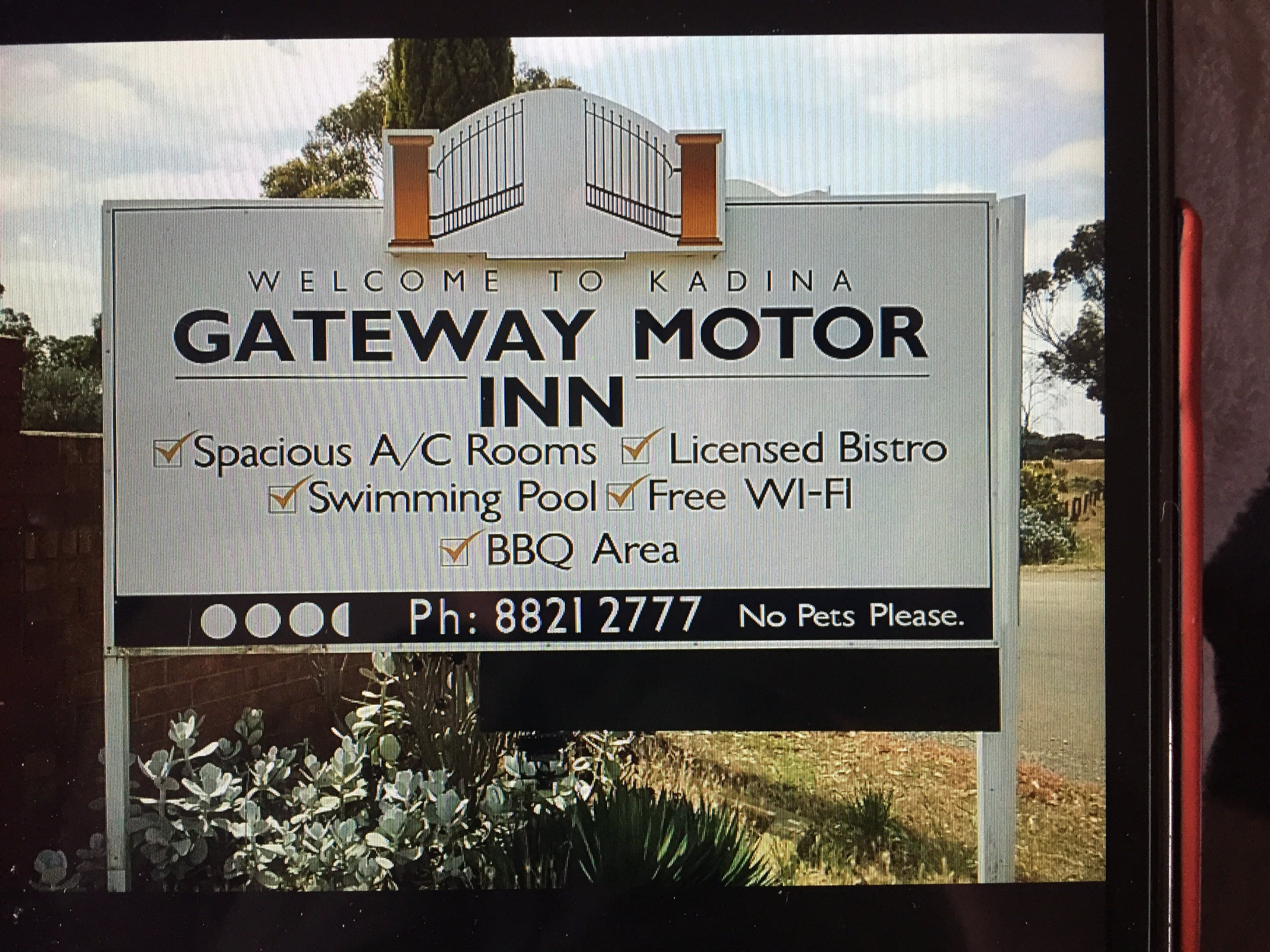 Kadina Gateway Motor Inn - Accommodation Port Macquarie