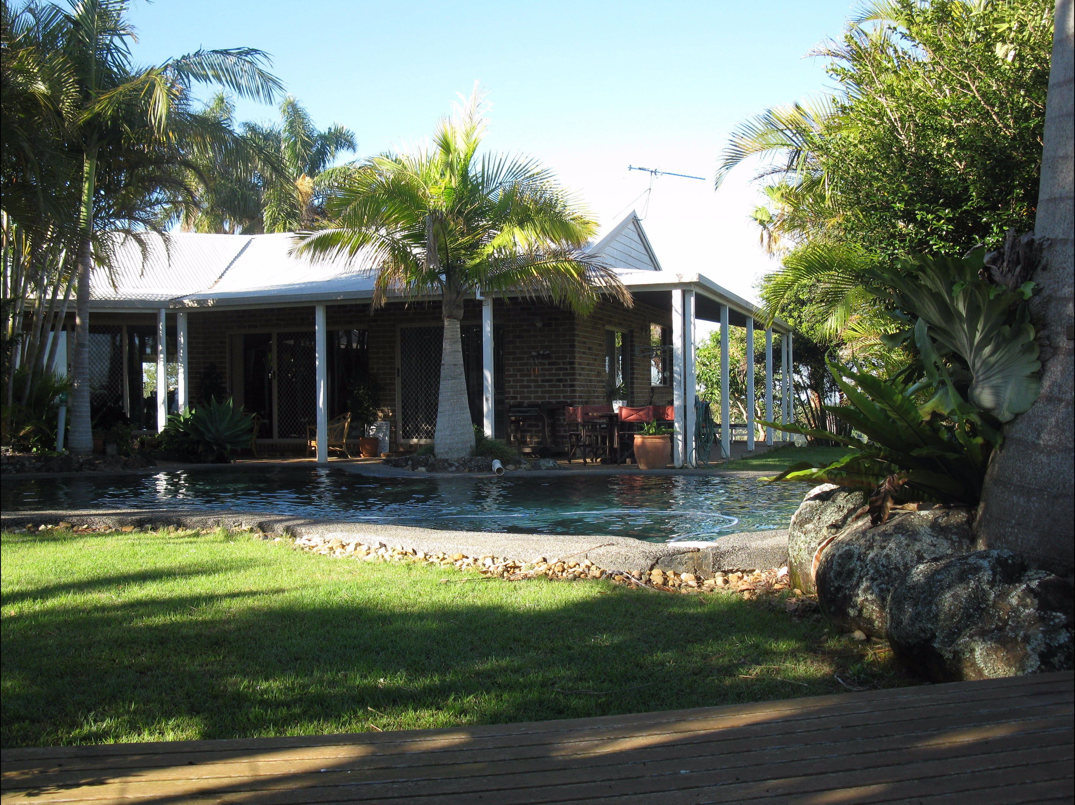 Twin Figs Country Retreat - Accommodation Port Macquarie