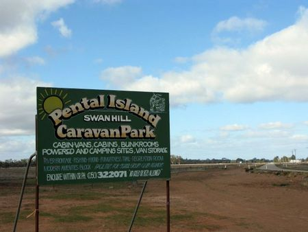 Pental Island Caravan Park and Holiday Farm - Accommodation Port Macquarie