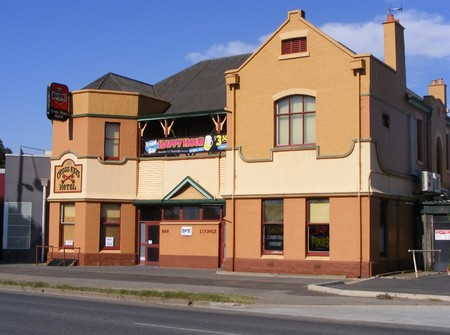 Cross Keys Hotel - Accommodation Port Macquarie