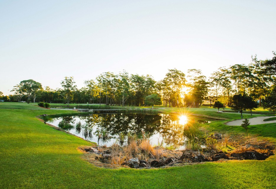 Tallwoods Golf Course and Resort - Accommodation Port Macquarie
