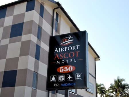 Airport Ascot Motel - Accommodation Port Macquarie