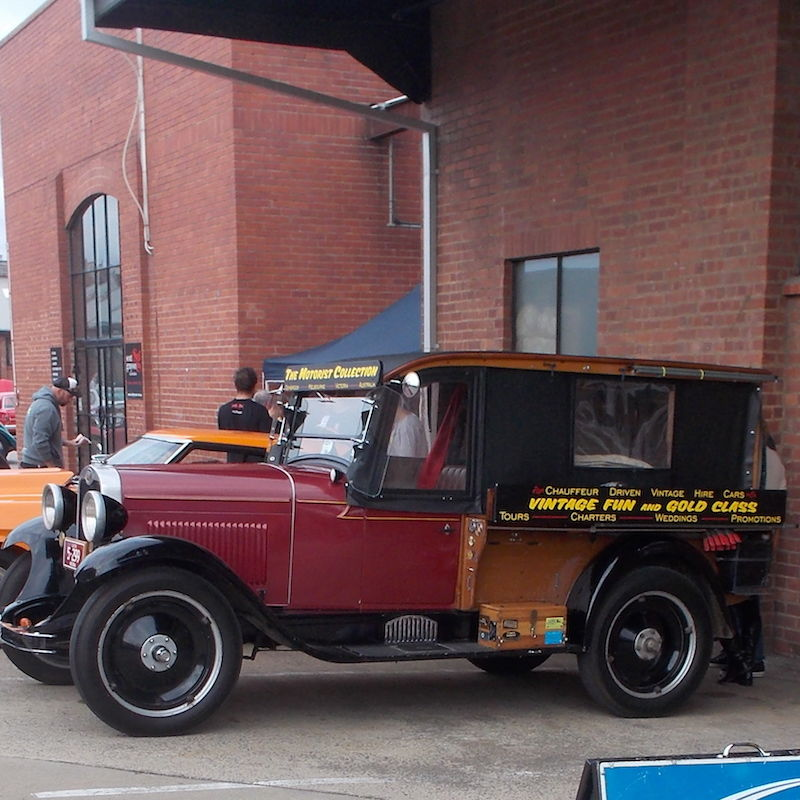 Vintage Fun Hire Cars - Accommodation Port Macquarie