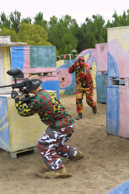 Paintball Skirmish Perth - Accommodation Port Macquarie