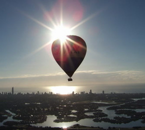 Balloon Down Under - Accommodation Port Macquarie