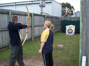 Bairnsdale Archery Mini Golf  Games Park - Accommodation Port Macquarie