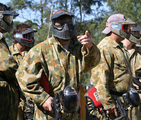 Action Paintball Games - Perth - Accommodation Port Macquarie