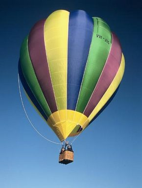Balloon Safari - Accommodation Port Macquarie