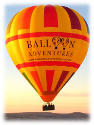 Balloon Adventures Barossa Valley - Accommodation Port Macquarie