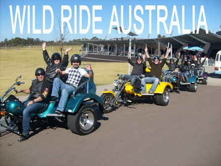 A Wild Ride - Accommodation Port Macquarie