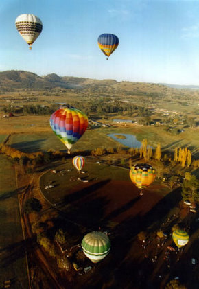 Global Ballooning Australia - Accommodation Port Macquarie