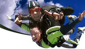 Adelaide Tandem Skydiving - Accommodation Port Macquarie