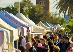 St Kilda Esplanade Market - Accommodation Port Macquarie