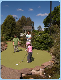 Wetlands Mini Golf - Accommodation Port Macquarie