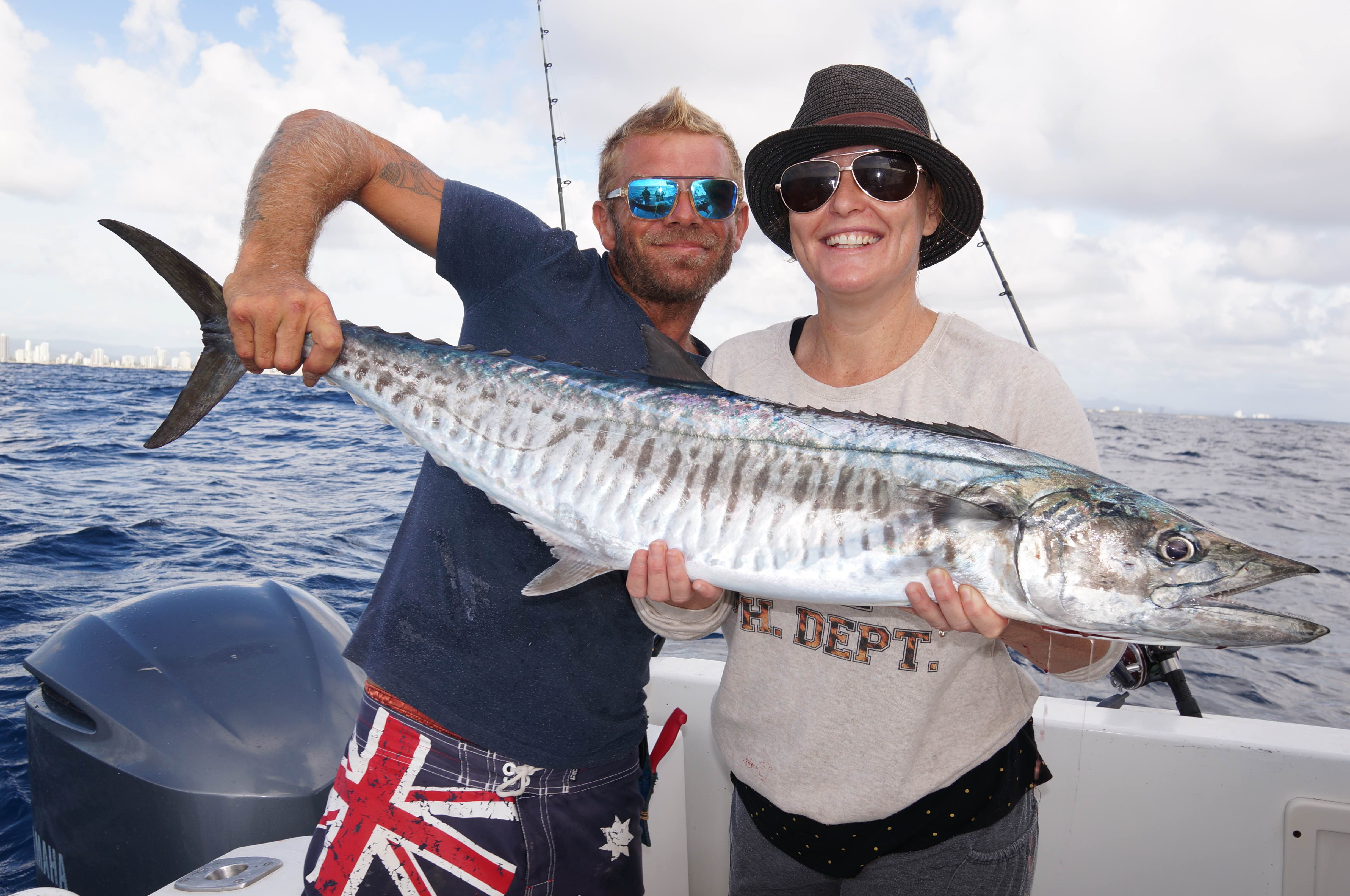 BKs Gold Coast Fishing Charters - Accommodation Port Macquarie