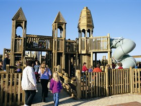 Jubilee Park Adventure Playground - Accommodation Port Macquarie