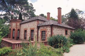 Old Government House - Accommodation Port Macquarie