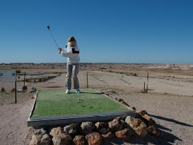 Coober Pedy Opal Fields Golf Club - Accommodation Port Macquarie