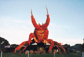 The Big Lobster - Accommodation Port Macquarie