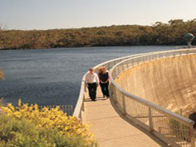 Whispering Wall - Accommodation Port Macquarie