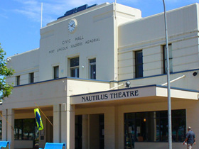 Civic Hall Complex And Arteyrea Workshops - Accommodation Port Macquarie