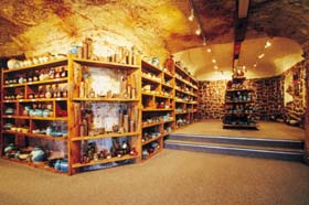 Underground Potteries - Accommodation Port Macquarie
