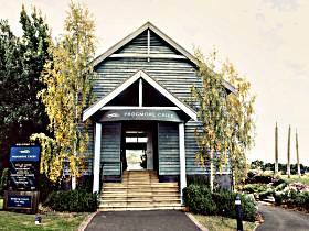 Frogmore Creek Wines - Accommodation Port Macquarie