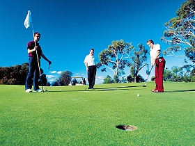 Freycinet Golf Course - Accommodation Port Macquarie