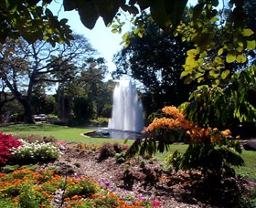 George Brown Darwin Botanic Gardens - Accommodation Port Macquarie