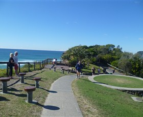 Mick Shamburg Park - Accommodation Port Macquarie