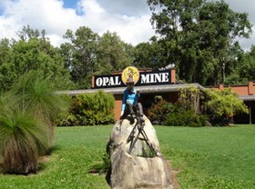 Outback Opal Mine - Accommodation Port Macquarie