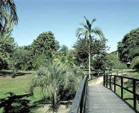 Ingham Memorial Gardens - Accommodation Port Macquarie