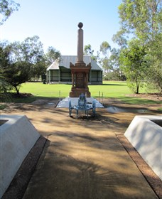 Mitchell War Memorial - Accommodation Port Macquarie